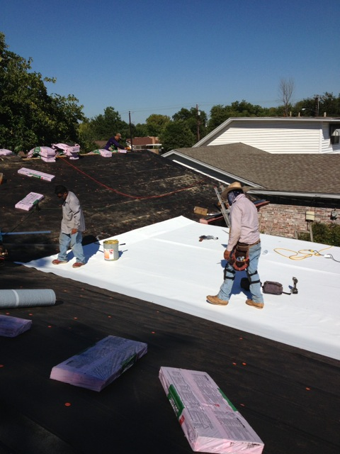 Residential Re Roof Roof Installation Garland Tx